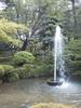 兼六園 噴水の画像