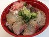 海鮮漬け丼の画像